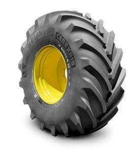 Michelin CerexBib : moins de pression pour plus de performances