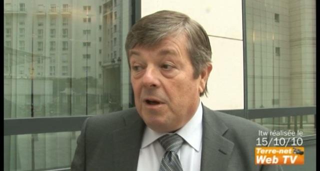 Joel Morlet, Unifa : « A moyen terme, les quotas CO2 pourraient provoquer la substitution des moyens de productions européens »