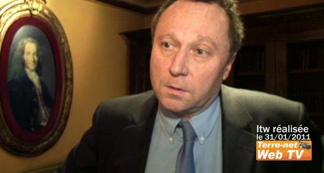 Michel Portier (Agritel) : « Profiter des niveaux de prix actuels pour sécuriser son revenu 2011 »
