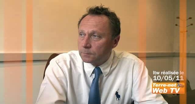 Michel Portier, directeur d'Agritel : « 2011 sera marquée par une extrême hétérogénéité des rendements des céréales »