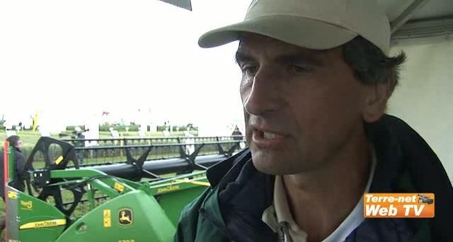 Jean-Louis Lucas (Cetiom) : « L'utilisation d'une rallonge de coupe peut permettre un gain de 3 q/ha »