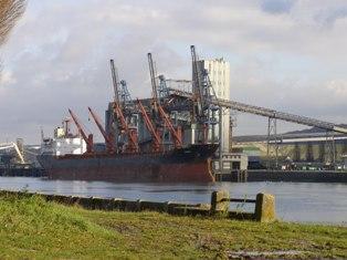 Les voies navigables privilégiées pour l'export vers l'UE