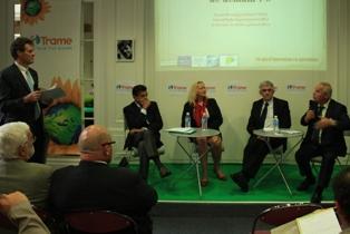 Les Geda, Asavpa, cercles d'échanges sont  « les défricheurs d'idées pour l'agriculture écologiquement intensive »
