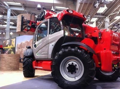 Mlt 840 : le nouveau standard de la gamme polyculture chez Manitou