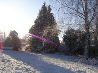 Episode neigeux dans l'Est