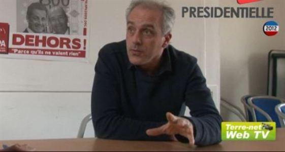 Philippe Poutou, candidat du Npa, répond à vos questions