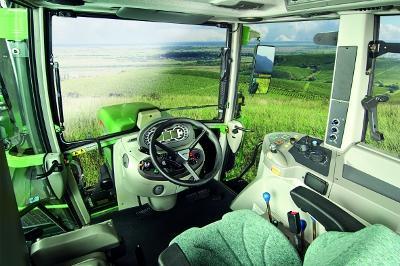 Les 300 Vario peuvent s'équiper en option d'un siège chauffant