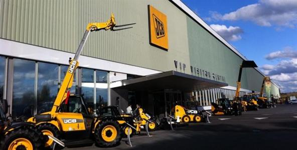Immersion : the story of Jcb