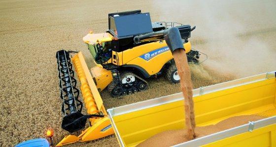 L'excédent des échanges en produits agricoles bruts s'élève à 293 millions d'euros en février 2012