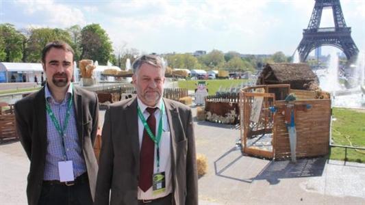 Les agriculteurs du Nord bassin parisien proposent une « nuit verte » aux parisiens