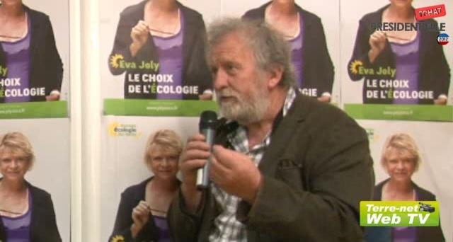 René Louail (Eelv) : « Il faut que les aides Pac soient dégressives pour favoriser l'installation et l'emploi »