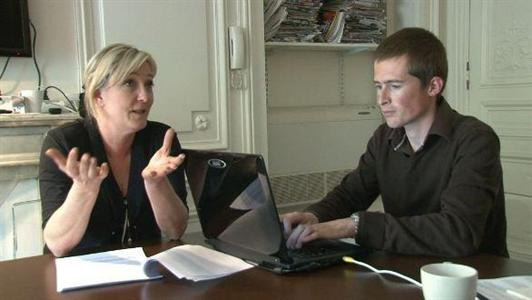 Les réponses de Marine Le Pen à vos questions