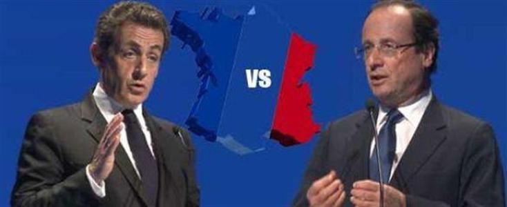 N. Sarkozy/F.Hollande: il est temps de choisir!