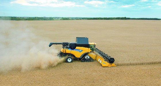 Entre 122,6 et 129,5 Mt de blé tendre produites en Europe