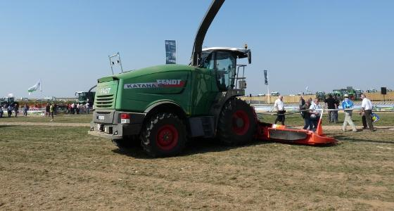 Fendt lance la commercialisation de son ensileuse Katana en France