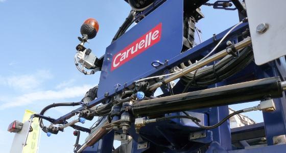Les traînés 6.000 litres proposent désormais des rampes aluminium 3 bras de 40 à 44 mètres