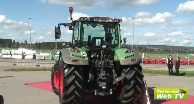 Le concept du tracteur universel par Marktoberdorf
