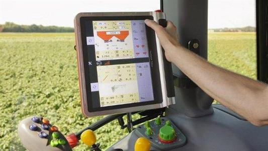 iM Farming, le concept Kverneland
