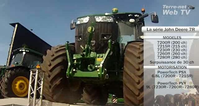 Le Deutz-Fahr Agrotron 7250 Ttv élu à l'Eima 2012