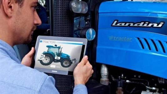 @tractor ouvre un nouveau champ d'application dans l'interface homme/machine.