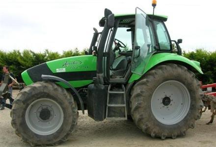 Agrotron TTV 1160, le premier tracteur à variation continue chez Deutz-Fahr