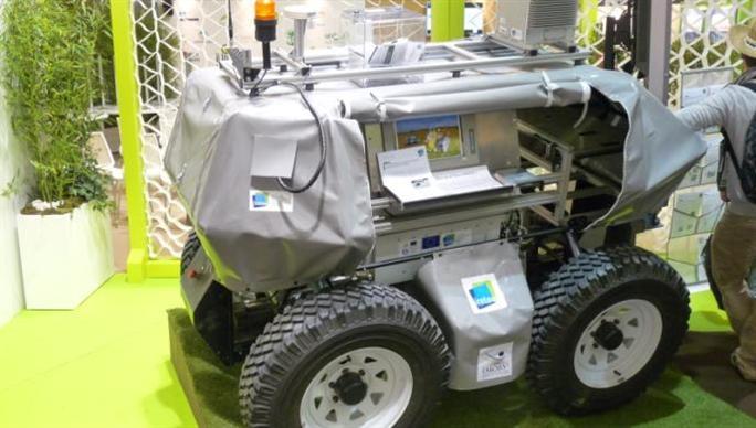 Robot Irstea