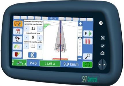 Satplan développe sa console d'autoguidage
