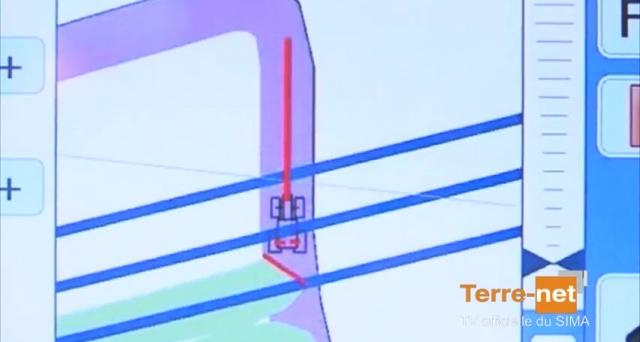 Satplan développe sa console d'autoguidage et une antenne Geosteer