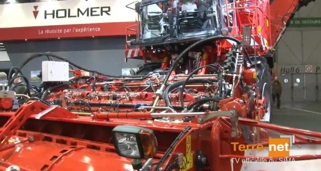 Holmer confirme l'arrivée de son intégrale T4 pour 2013 sur le marché français