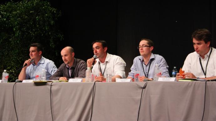 47e congrès de Jeunes agriculteurs à Metz