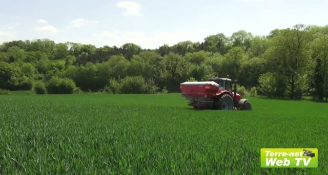 « Avec Farmstar, la dose d'azote varie du simple au double dans une parcelle »
