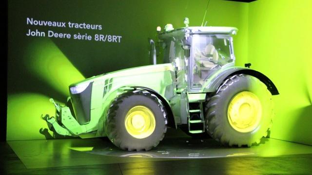datant John Deere tracteurs est en ligne datant de bonne