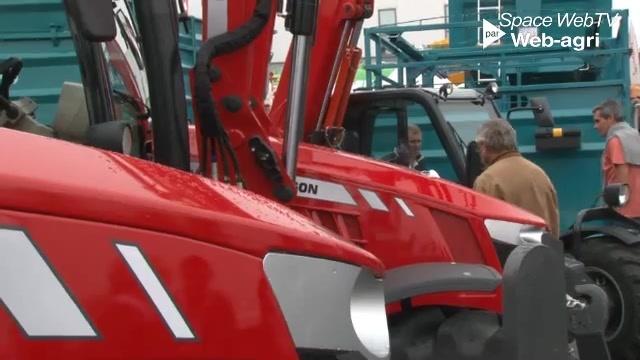 Trois nouvelles versions pour la série 5600 de Massey Ferguson