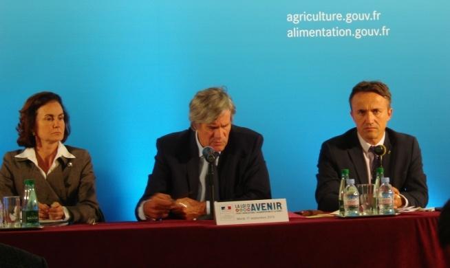 Le projet de loi d'avenir pour l'agriculture a été soumis au Cso