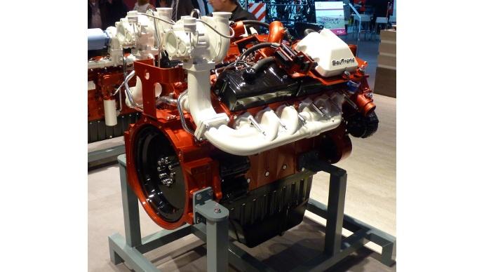 Moteur V12 Agco Power