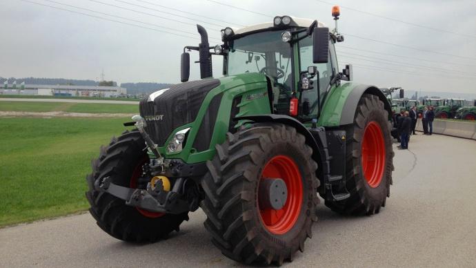 Fendt 800 et 900 et le concept x pour agritechnica 2013 - Cars et les tracteurs ...