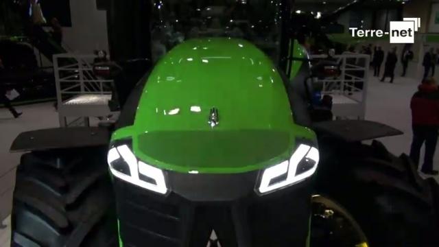 Les prototypes de la série 9 et 11 sur Agritechnica 2013