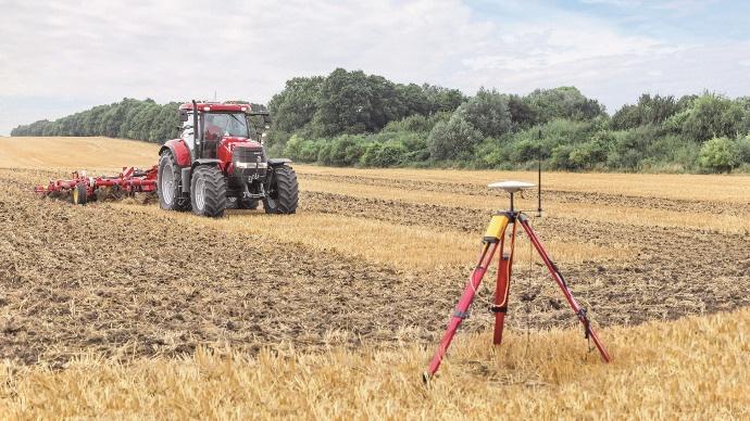Agriculture de précision et Case IH