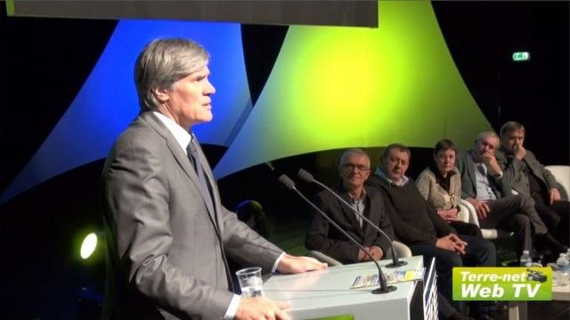 Stéphane Le Foll ne prend pas la Coordination rurale à rebrousse-poil