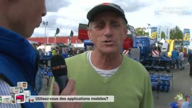 Et vous que pensez-vous des applications mobiles ?