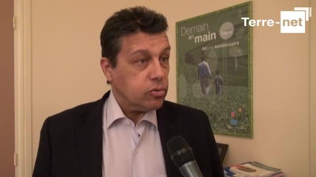 Xavier Beulin rempile pour trois ans à la tête de la Fnsea